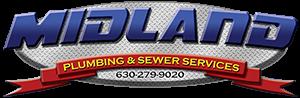 Midland Plumbing Sewer Logo